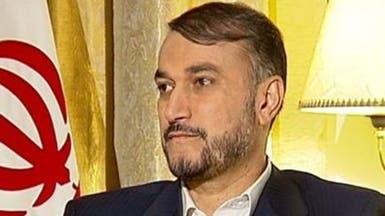"""إيران تهنّئ بـ""""الانتصارات"""" في سوريا واليمن"""