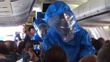U.S. flight held as passenger jokes 'I have Ebola'