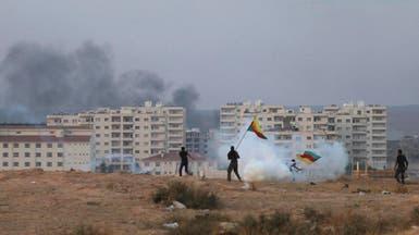 """تركيا تسهل لأكراد العراق مقاتلة """"داعش"""" في كوباني"""