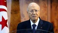 السبسي: تونس لا تعيش أزمة حكم ولا أنوي تعديل الدستور