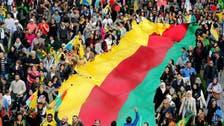 تظاهرات متفرقة مؤيدة للأكراد بتركيا ليلاً ولا ضحايا