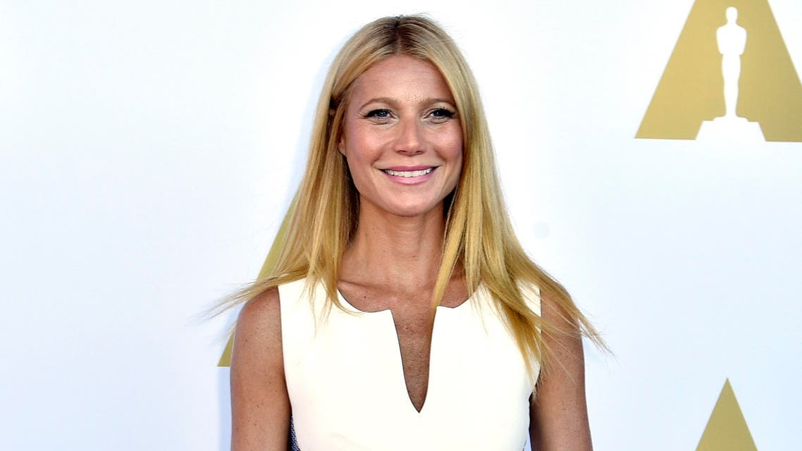 Actress Gwyneth Paltrow attends a private luncheon in celebration of Hollywood Costume at the future home of the Academy Museum of Motion Pictures in Los Angeles, California October 8, 2014. (Reuters)