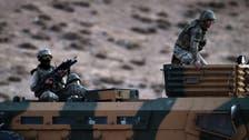 تركيا تعزز تواجدها العسكري على الحدود السورية