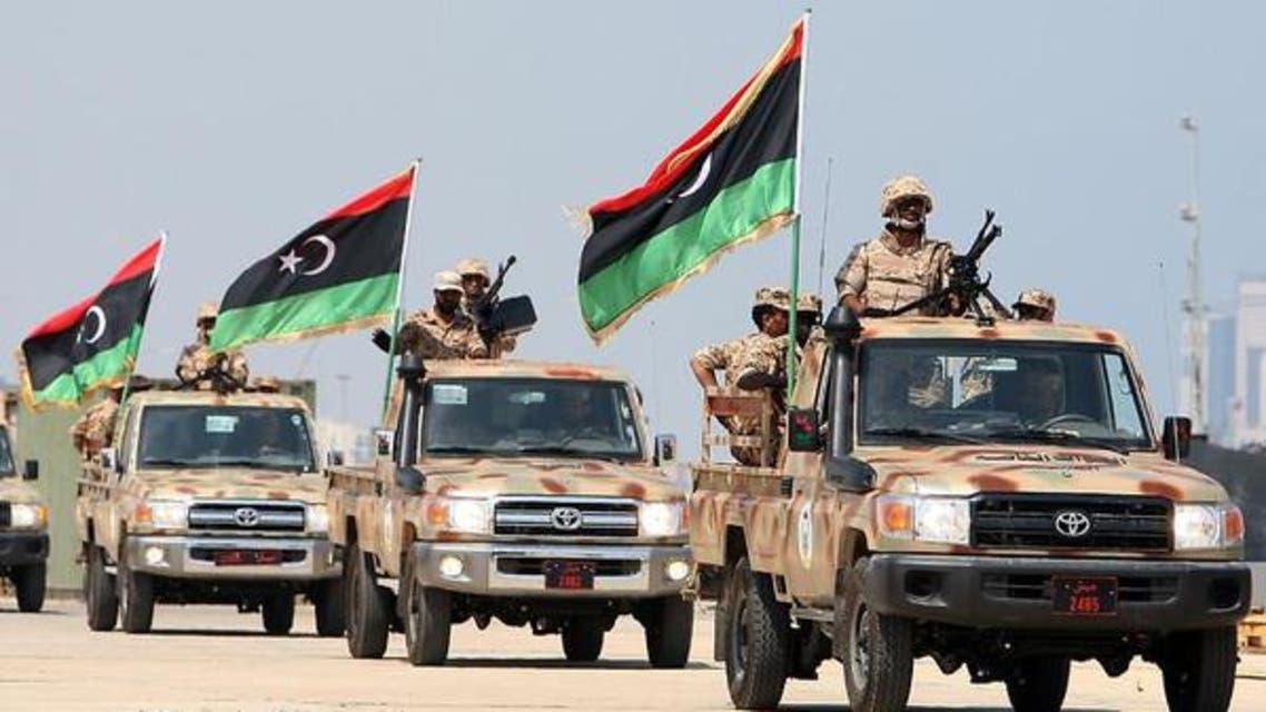 لیبیا جنگجو