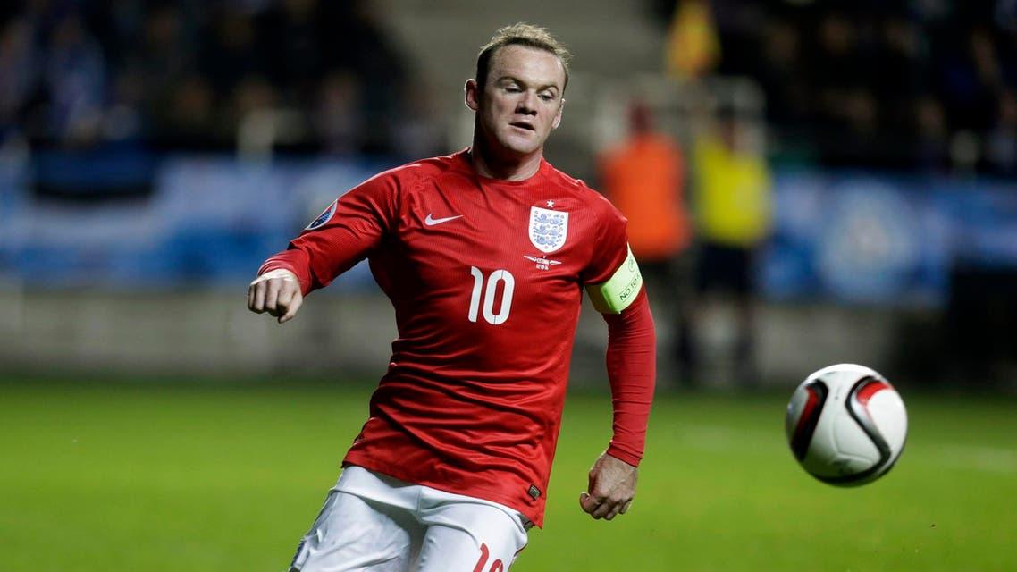 روني جلب النقاط كاملة إلى الإنجليز أمام إستونيا