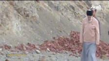 سرجری کے بعد علی خامنہ ای کی پہاڑی علاقے میں پہلی چہل قدمی