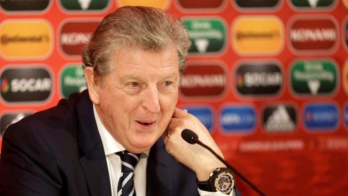 مدرب إنجلترا هودجسون أشاد بأداء فريقه