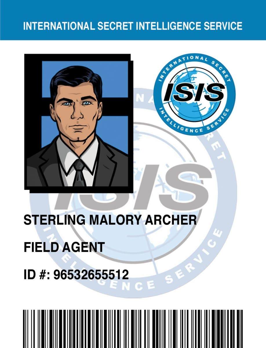 The main character is a member of the International Secret Intelligence Service, or ISIS. (Photo courtesy: coalmarch.com)
