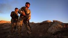 British military trains Peshmerga in Iraq's Erbil