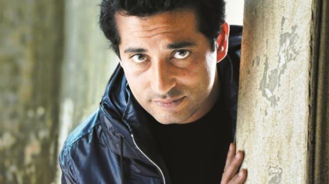 الفنان عمرو سعد