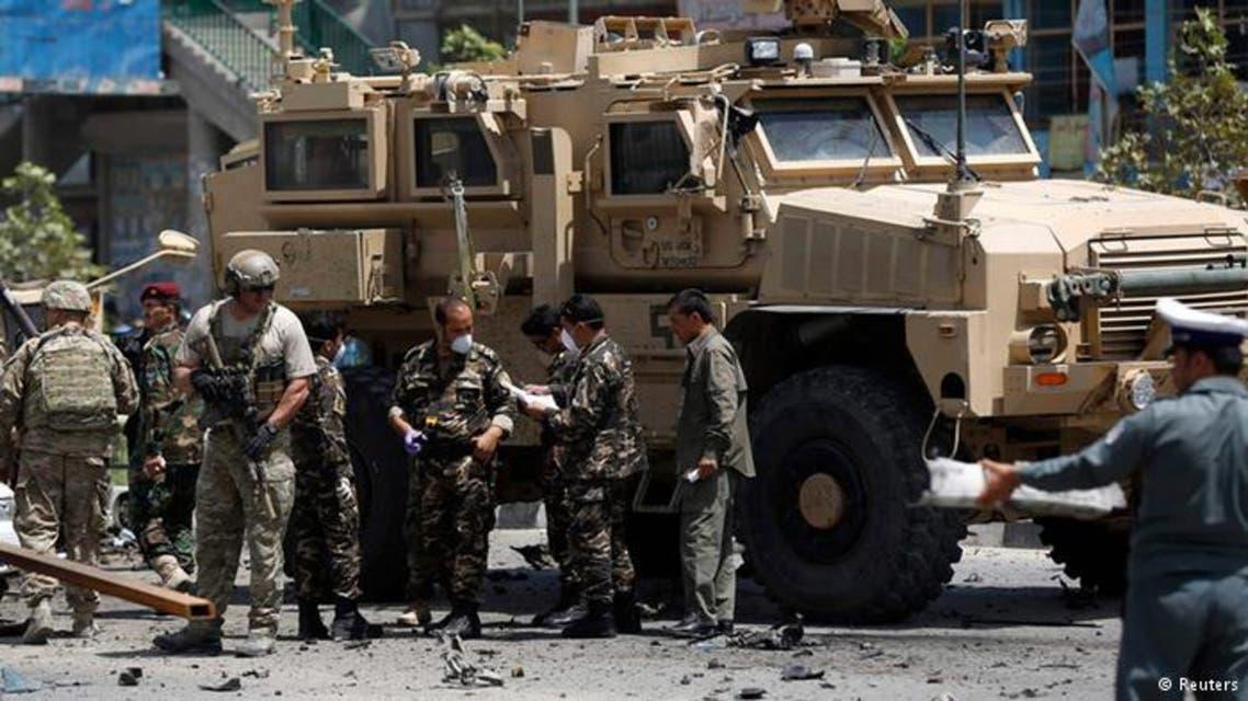 نیروی ناتو در افغانستان