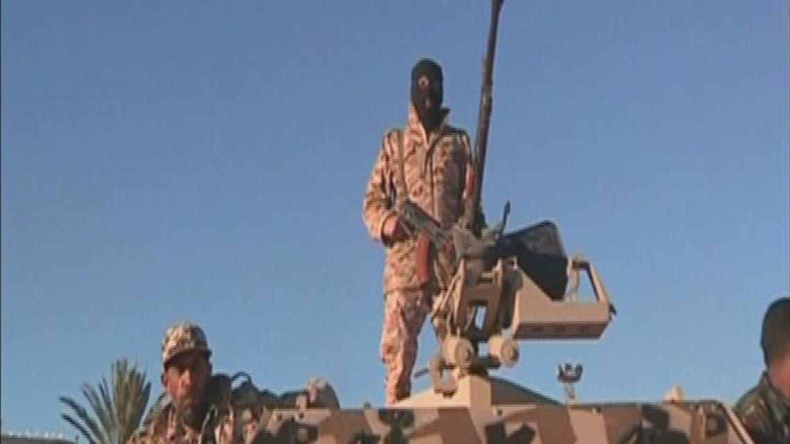THUMBNAIL_ عشرات القتلى في معارك شرق ليبيا وغربها