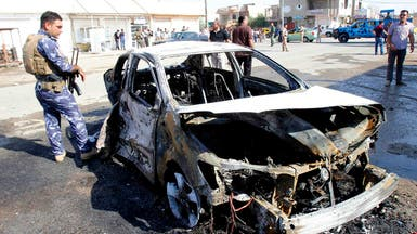 انفجار سيارة مفخخة قرب مطار بغداد