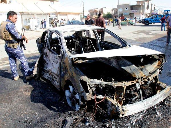 25 قتيلاً حصيلة تفجيرات انتحارية في بغداد