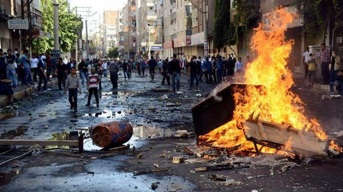 Clashes between Kurds and security forces have broken out in Diyarbakir. (File photo: Reuters)