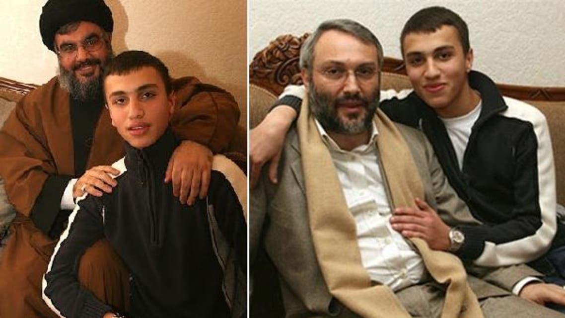 جهاد مع أبيه القتيل عماد مغنية، ومع الأمين العام لحزب الله حسن نصر الله