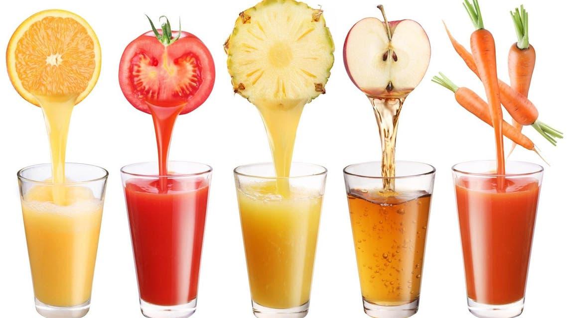 فوكه عصائر عصير فاكهة