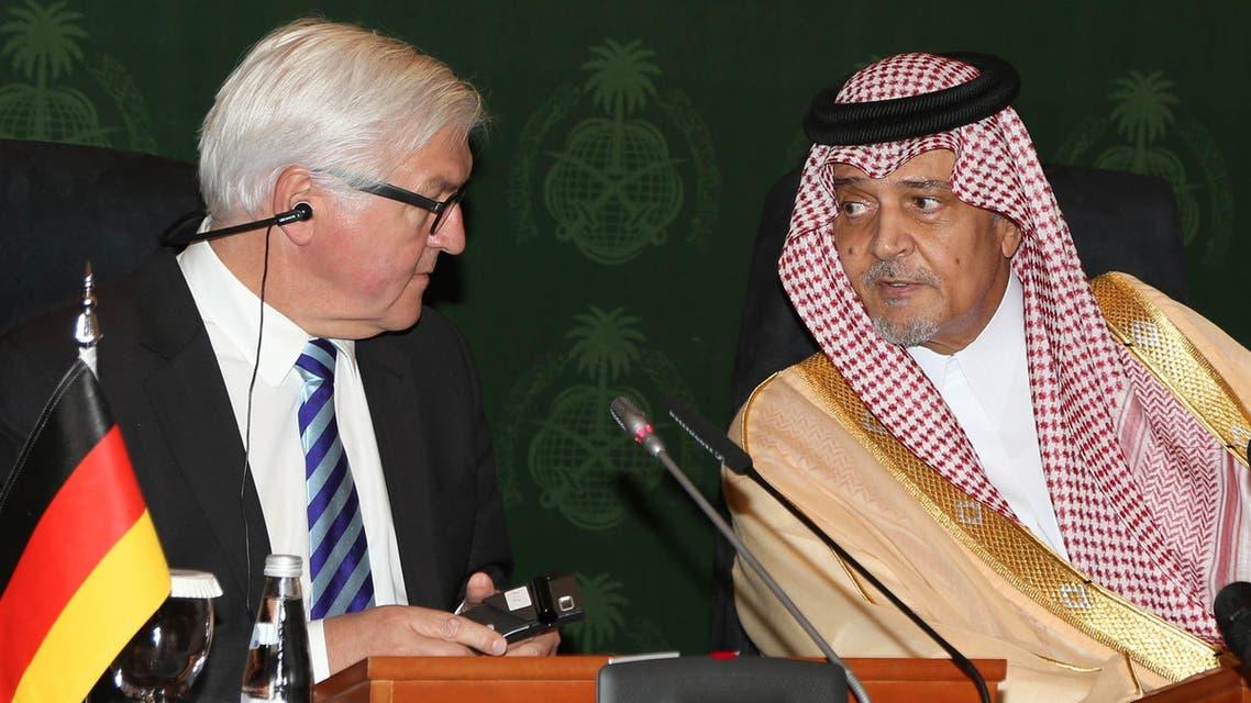 Saudi Foreign Minister AFP