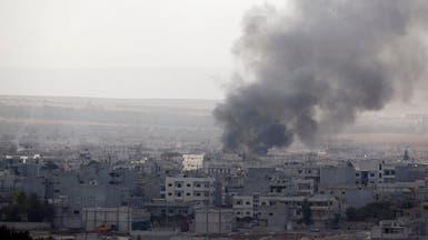 البنتاغون: قتلنا مئات من مقاتلي داعش في كوباني