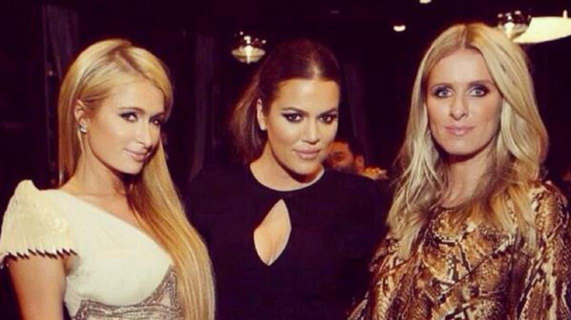 Hilton + Kardashian