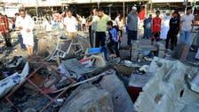 Triple blasts kill at least 45 in Baghdad