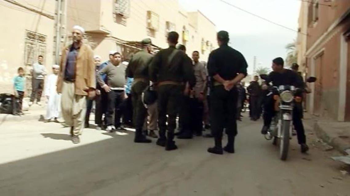 اشتباكات غرداية الجزائر