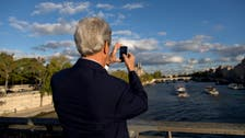 Kerry holds surprise Libya talks in Paris