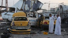 Baghdad suicide bombing kills Shiite MP