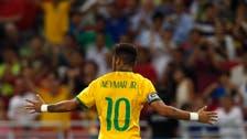 Neymar scores all four as Brazil rout Japan