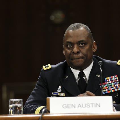 مرشح بايدن لوزارة الدفاع: إيران تهدد حلفاء أميركا وقواتها بالشرق الأوسط