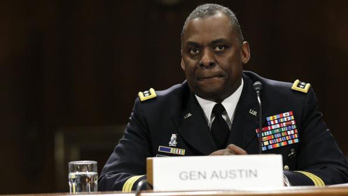 الجنرال لويد أوستن