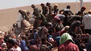 داعش يجبر 180 ألف شخص على النزوح في العراق