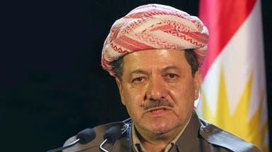 اجتماع للأحزاب الكردية برئاسة برزاني بخصوص كركوك