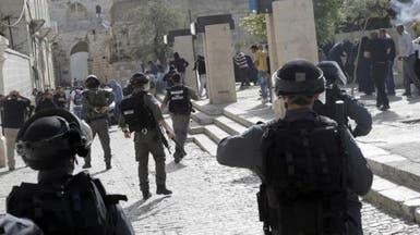 إسرائيل تواصل اقتحام الأقصى وتناقش عقوبة رشق الحجارة