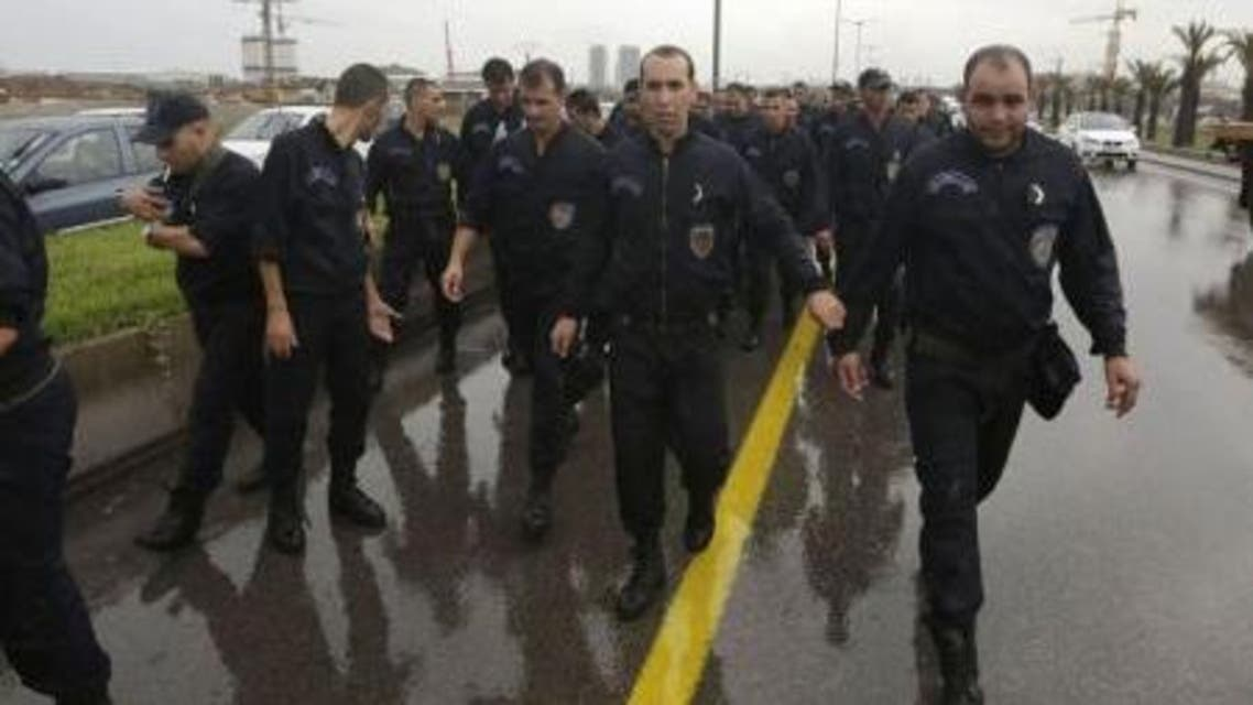 algeria police reuters