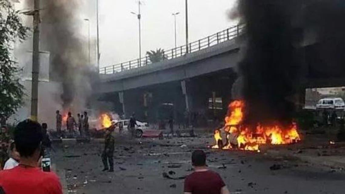 الكاظمية انفجار في بغداد