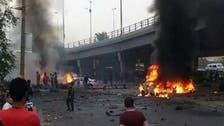 """""""الصقور"""" تقتل المسؤول عن تفجيرات الكاظمية"""