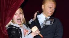 Vlad the impaled: Femen member fined for stabbing Putin waxwork