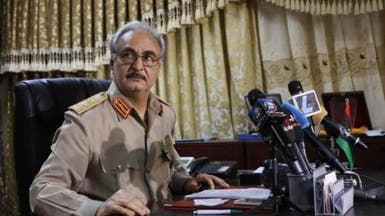 حفتر: التحرير الكامل لبنغازي من الإرهابيين قريب جدا