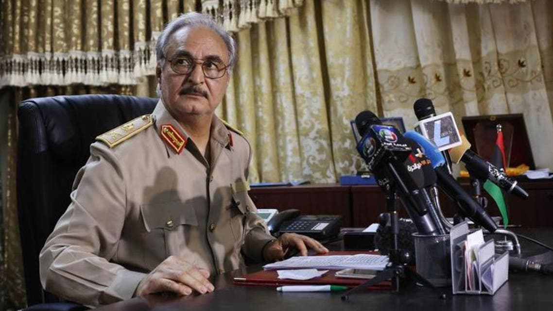 libya haftar reuters