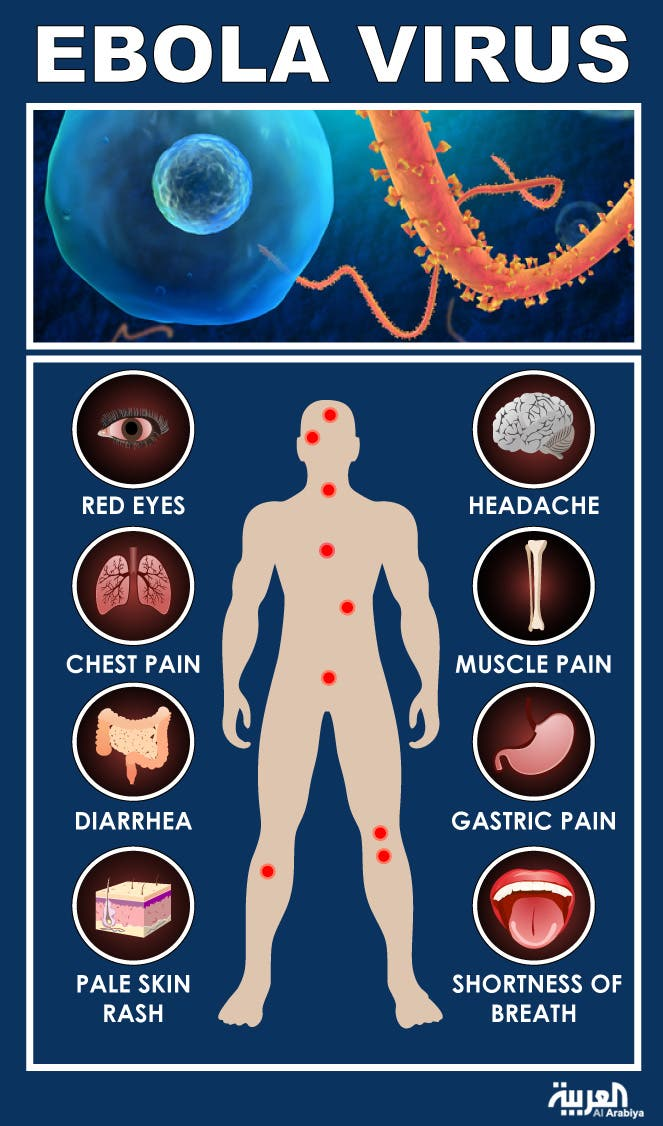 Infographic: Ebola virus