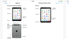 Apple accidently unveils pictures of new iPads