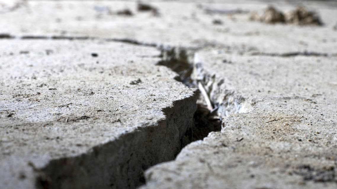 earthquake shutterstock