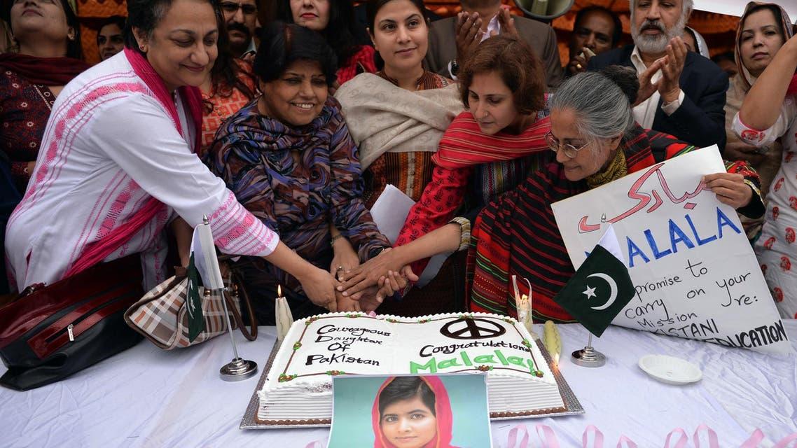 Pakistanis champion Malala