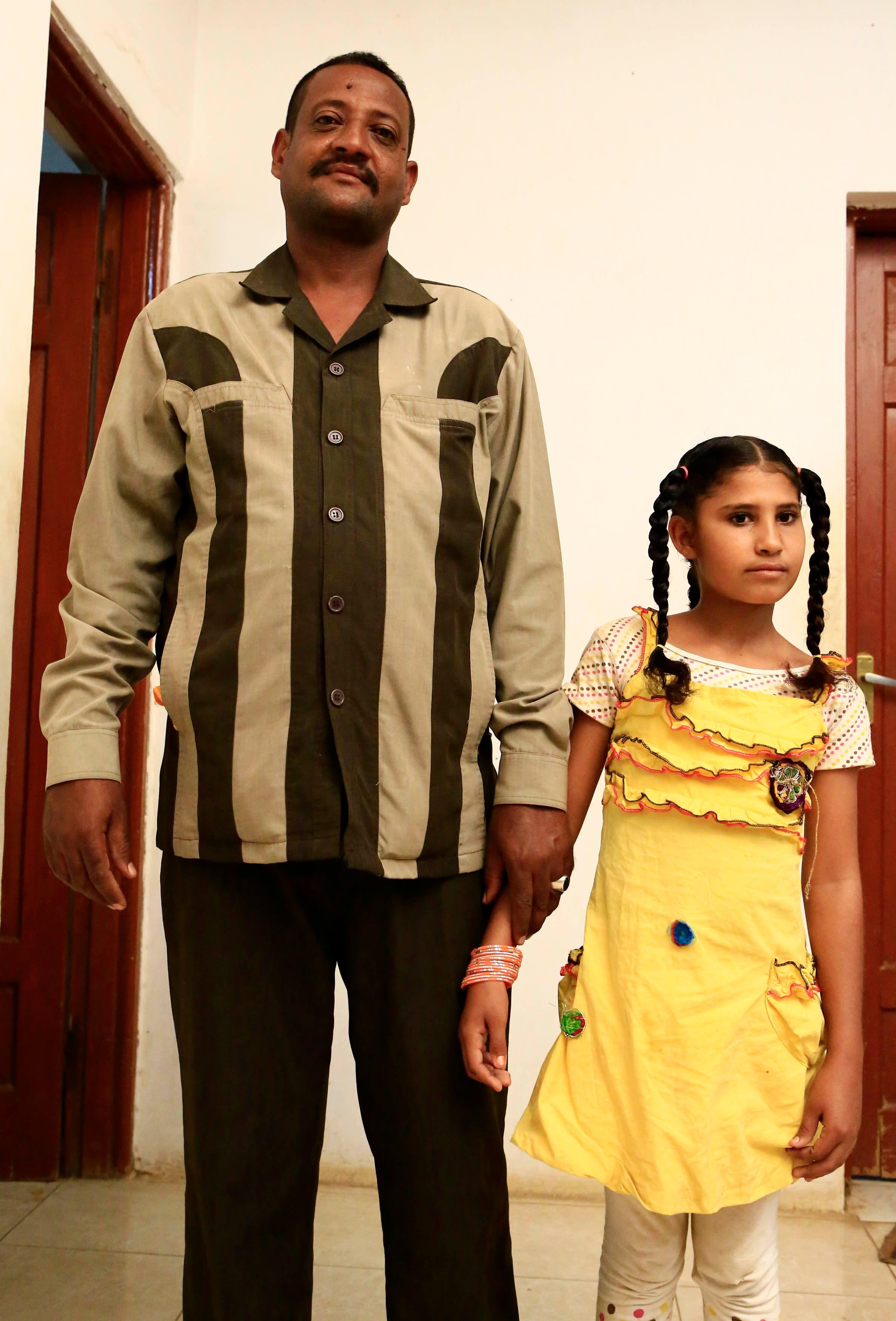 طفلة سودانية تزوجت في الخامسة وتطلقت بالثامنة