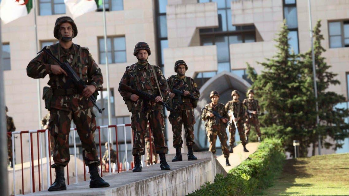الحرس الجمهوري الجزائر
