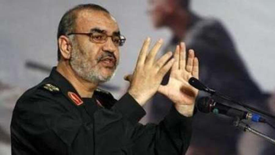 العميد حسين سلامي