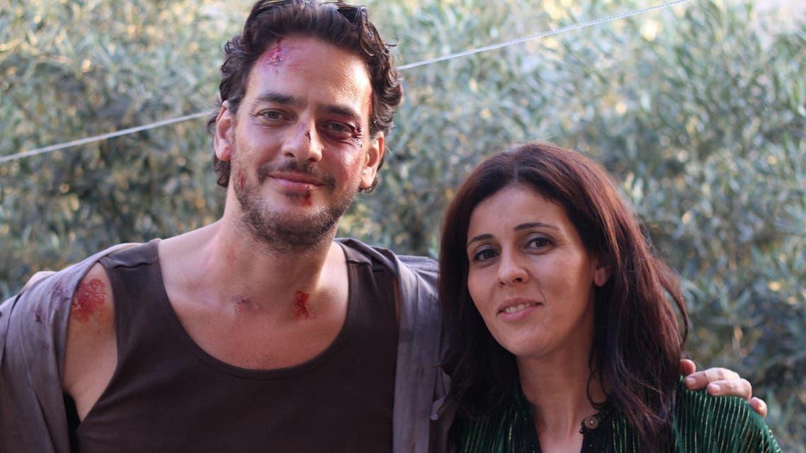نجوى نجار و خالد أبو النجا