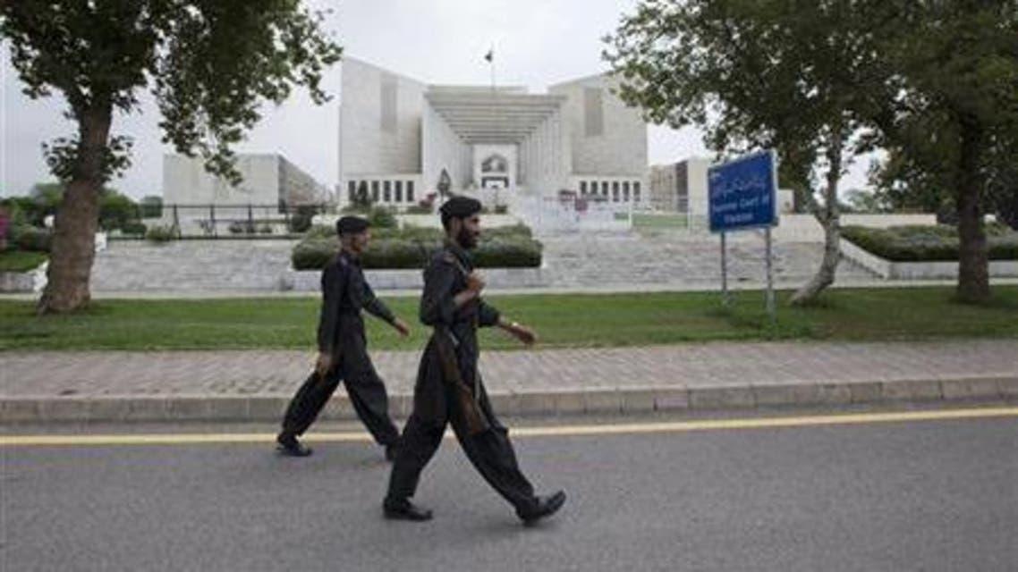 pakistan court reuters