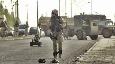 قصف يستهدف قاعدة التاجي شمال بغداد